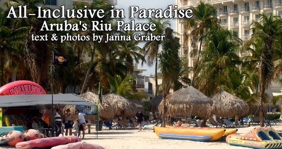 RIU Palace in Aruba