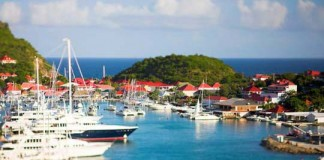 Travel to island of St Bart