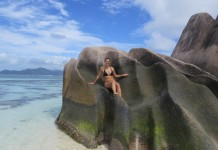 Though it's filled with beautiful scenery, Seychelles in much more.